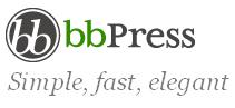 bbpress форум